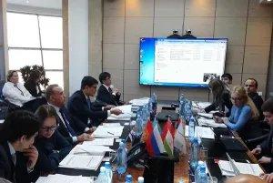 В Алматы проходит Второе региональное (для государств Центральной Азии) представление модельного закона «О публично-частном партнерстве»