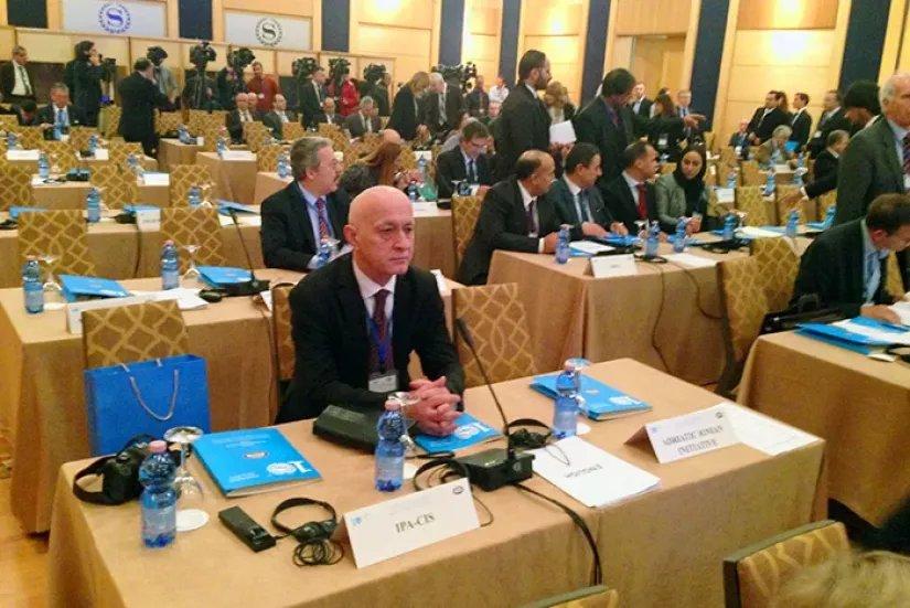 В Тиране открылось  10-ое пленарное заседание Парламентской ассамблеи Средиземноморья
