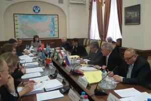 В Москве состоялось очередное заседание Комиссии по экономическим вопросам при Экономическом совете СНГ
