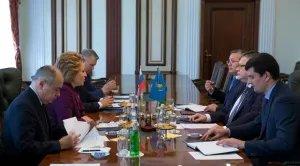 Валентина Матвиенко: «Надеемся, что народ Казахстана сделает правильный выбор»