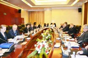 В Астане прошло организационное совещание наблюдателей от МПА СНГ