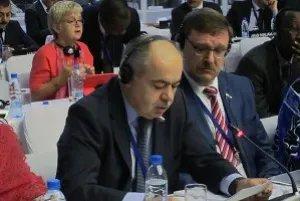 Межпарламентская Ассамблея СНГ получила статус ассоциированного члена Межпарламентского союза