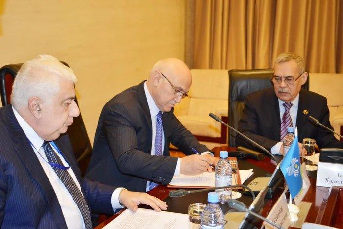 Группа международных наблюдателей от МПА СНГ провела итоговое совещание в Астане