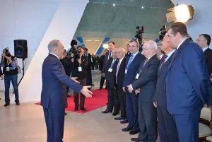 Президент Республики Казахстан Нурсултан Назарбаев принял участие в голосовании на выборах депутатов Мажилиса Парламента от Ассамблеи народа Казахстана