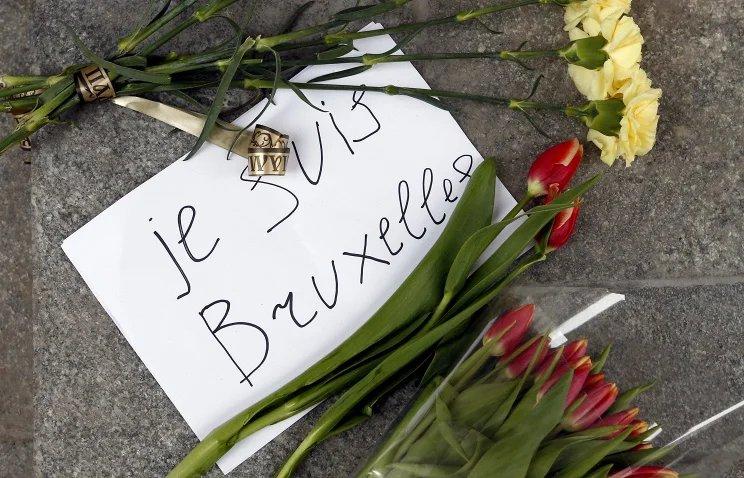 Делегация МПА СНГ почтила память погибших в результате террористических актов в Брюсселе
