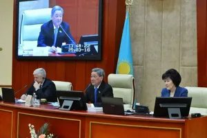Мажилис Парламента Республики Казахстан избрал спикера