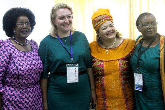 Решения Евразийского женского форума  были поддержаны на Ассамблее Межпарламентского союза в Замбии