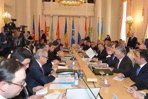 Заседание Совета министров иностранных дел СНГ прошло в Москве