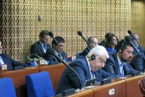В Страсбурге продолжает работу сессия Парламентской ассамблеи Совета Европы