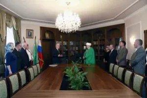 Подписано Соглашение о сотрудничестве между Секретариатом Совета МПА СНГ и Централизованной религиозной организацией «Духовное управление мусульман Санкт-Петербурга и Северо-Западного региона России»