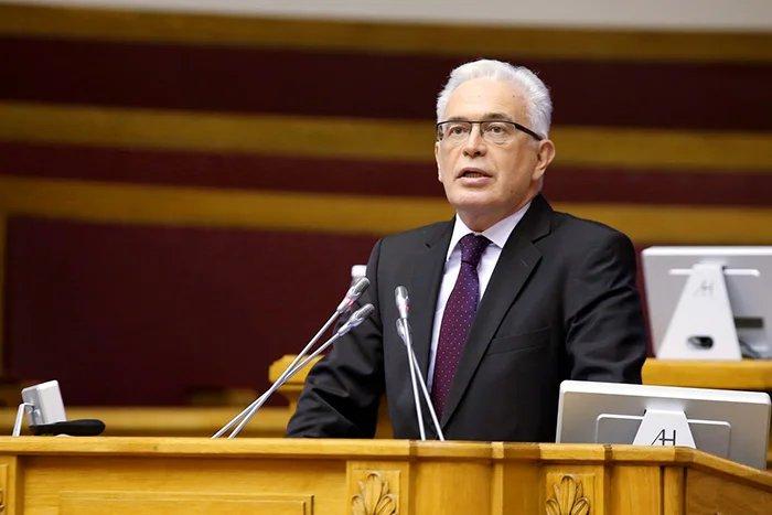 Алексей Сергеев рассказал о мероприятиях весенней сессии МПА СНГ