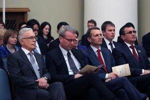 Органный концерт, посвященный 110-летию российского парламентаризма, прошел в штаб-квартире МПА СНГ