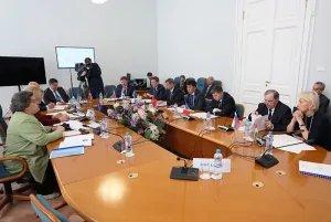 Вопросы, касающиеся аграрной политики, природных ресурсов и экологии, рассмотрели в Таврическом дворце