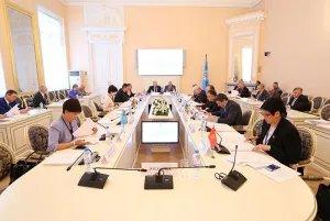 Проекты модельных законов в сфере культуры, информации, туризма и спорта обсудили в Таврическом дворце