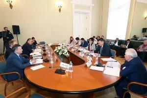 Завершилась работа Постоянной комиссии МПА СНГ по правовым вопросам