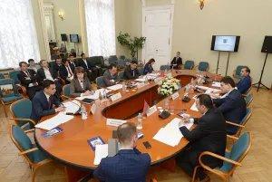 Молодые парламентарии из стран Содружества участвуют в весенней сессии ММПА СНГ