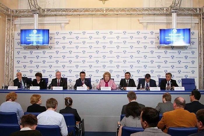 МПА СНГ обрела новый вес и новые возможности в межпарламентском сообществе – Валентина Матвиенко