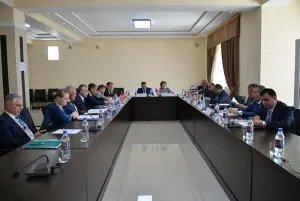 В Душанбе прошло организационное совещание группы международных наблюдателей от МПА СНГ