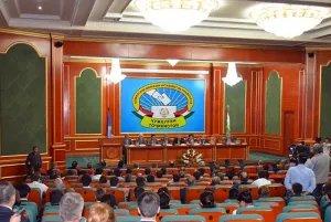 Группа международных наблюдателей от МПА СНГ приняла участие в итоговой пресс-конференции Миссии наблюдателей от СНГ