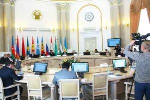 Заседание Совета постпредов прошло в Минске