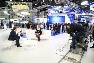 Валентина Матвиенко: «Петербургский международный экономический форум стал признанной, авторитетной международной площадкой»
