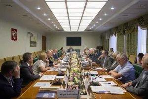 Круглый стол на тему «Особенности разработки модельного законодательства в  МПА СНГ» прошел  в Москве
