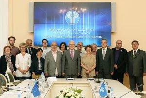 Делегация Европейского парламента посетила штаб-квартиру МПА СНГ