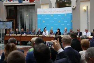 Члены группы наблюдателей от МПА СНГ посетили ЦИК России