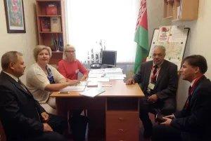Члены группы международных наблюдателей от МПА СНГ продолжают свою работу в Республике Беларусь