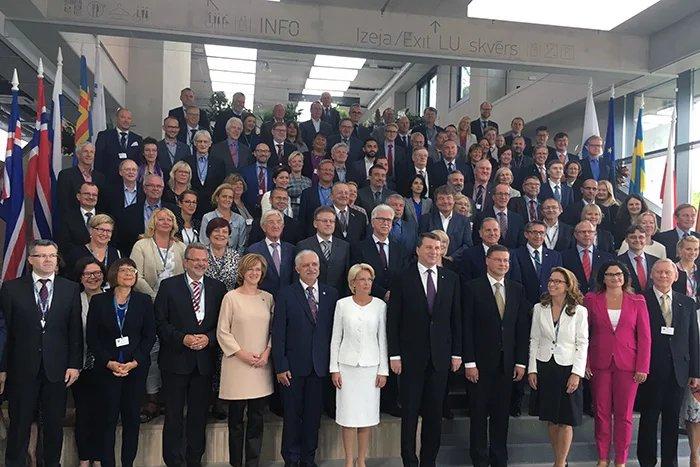 Представитель МПА СНГ принял участие в XXV Парламентской конференции Балтийского моря