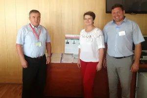 Наблюдатели от МПА СНГ посетили Минскую область Республики Беларусь