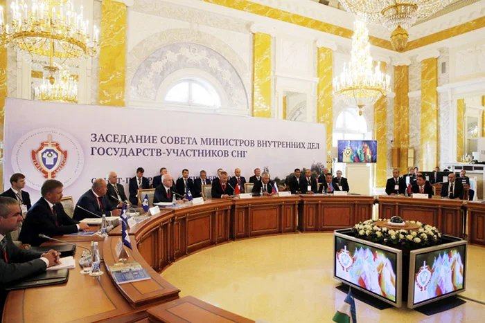Заседание Совета министров внутренних дел государств – участников СНГ прошло в Санкт-Петербурге