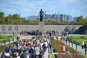 Делегация Секретариата Совета МПА СНГ почтила память жертв блокады Ленинграда