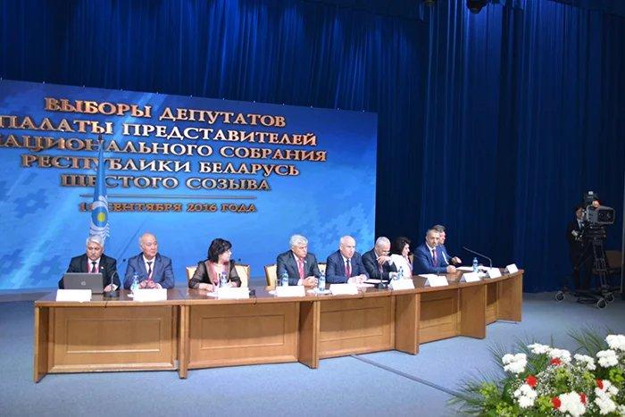 В Минске состоялась итоговая пресс-конференция Миссии наблюдателей от СНГ