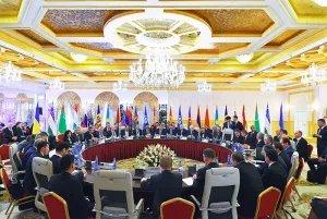 В Бишкеке состоялось очередное заседание Совета министров иностранных дел СНГ