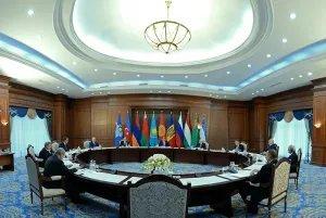В Бишкеке завершился юбилейный саммит глав государств СНГ