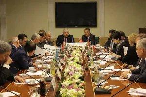 Наблюдатели от МПА СНГ провели ряд встреч с представителями избирательных комиссий и политических партий Российской Федерации