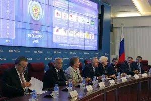 В Москве состоялась итоговая пресс-конференция Миссии наблюдателей от СНГ