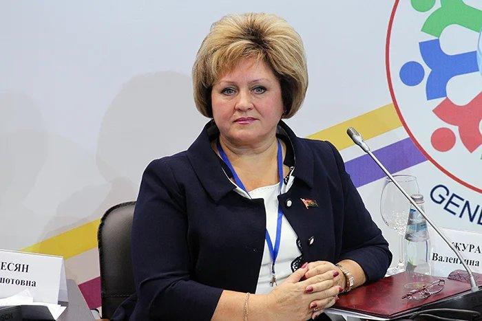 Валентина Журавская удостоена государственной награды Республики Беларусь — медали «За трудовые заслуги»