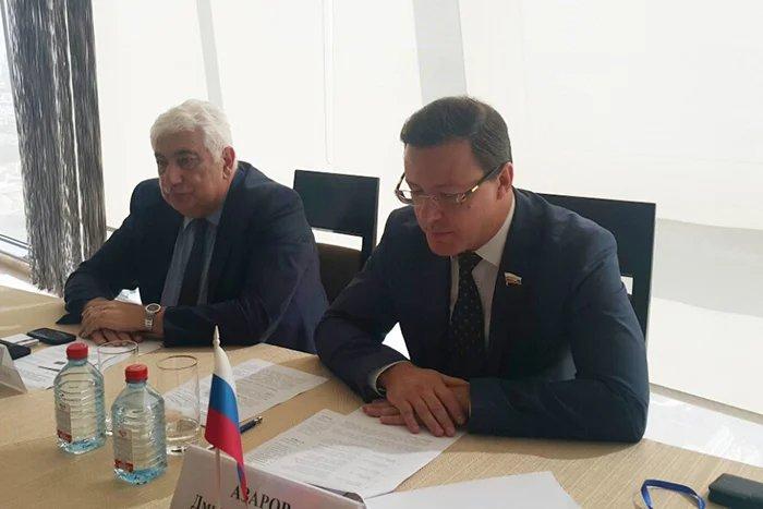 Наблюдатели от МПА СНГ провели организационное совещание в Баку
