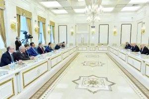Миссия наблюдателей от МПА СНГ провела ряд встреч в Баку