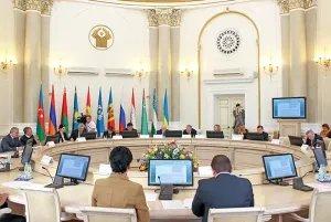 В Исполнительном комитете СНГ в Минске состоялось очередное заседание Совета постпредов
