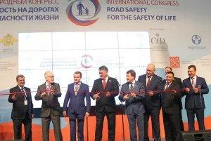 В Петербурге стартовал шестой международный конгресс «Безопасность на дорогах ради безопасности жизни»