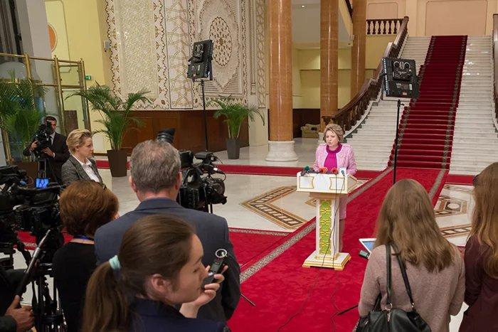 Председатель Совета МПА СНГ находится в Республике Таджикистан с официальным визитом