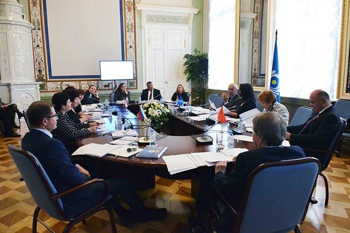 Постоянная комиссия МПА СНГ по социальной политике и правам человека завершила работу в рамках осенней сессии