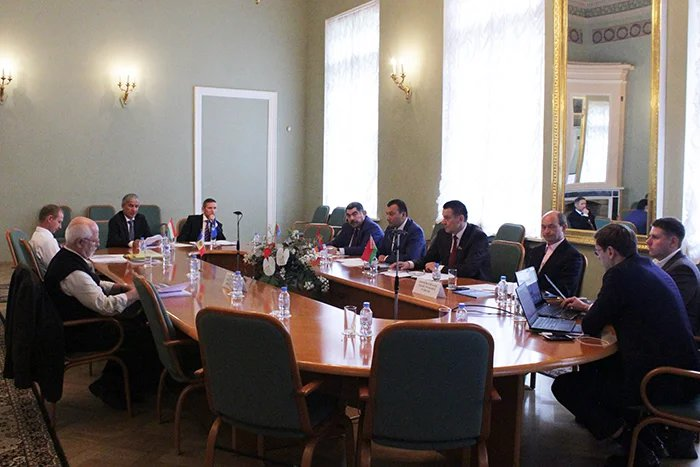 Заседание Постоянной комиссии МПА СНГ по экономике и финансам  прошло в Таврическом дворце