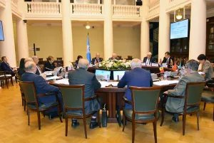 Вопросы культуры, информации, туризма и спорта обсудили в Таврическом дворце