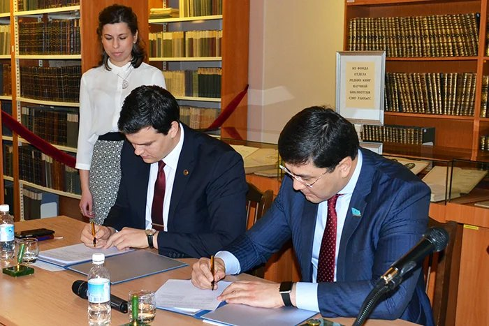Молодежная межпарламентская ассамблея СНГ расширяет сферы сотрудничества