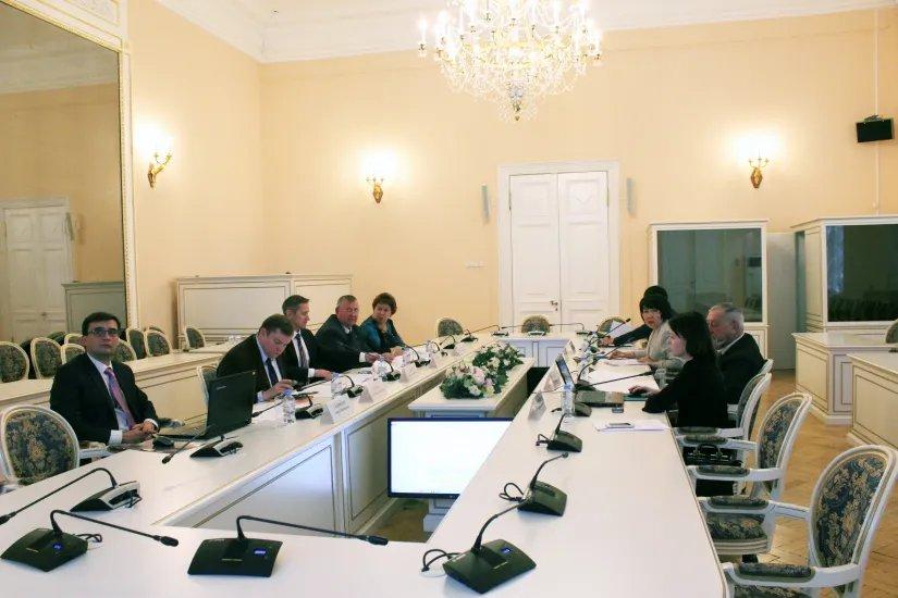Вопросы сотрудничества в космической сфере обсудили в Таврическом дворце