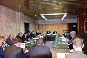 Группа международных наблюдателей от МПА СНГ провела итоговое совещание в Кишиневе